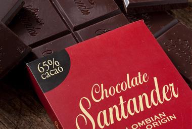 Chocolate Santander 65% Cacao