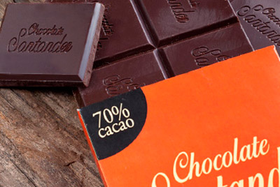 Chocolate Santander 70% Cacao